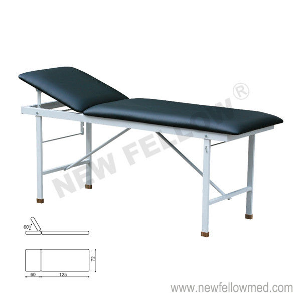 Power-coated Steel Hospital Examination Table
